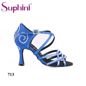 New Special Offer Salsa Dancing Shoes Woman Very Comfortable Soft Latin Salsa Ballroom Dance Shoes Free Shipping