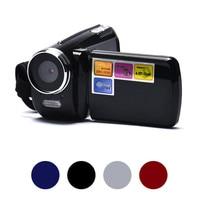 1.8 Cal TFT 4X Zoom Cyfrowy Mini Kamera Wideo Maksymalna 32G Bateria AAA Wsparcie JPG AVI Instrukcja CSV Drop Shipping rabat