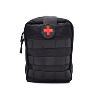 3 Layers Large Pouch Travel First Aid Kit Survie Portable Survival Tactical Emergency Bag Military Kit
