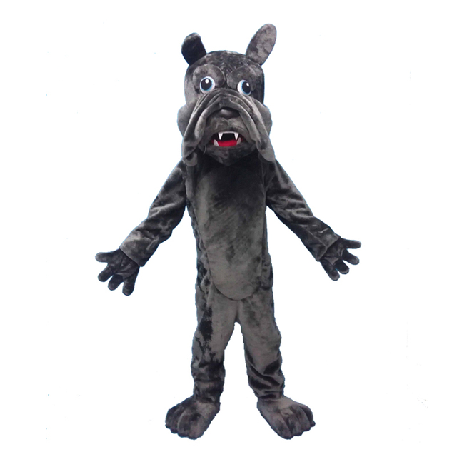 Details about  /Dog Mascot Costume Cosplay Party Dress Outfits  Clothing Advertising Carnival