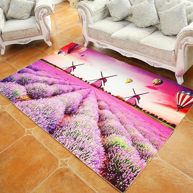 3D Printing Simple Modern Nordic Carpet Livingroom Carpets For ...