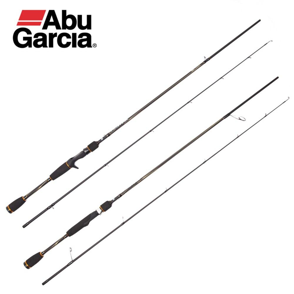 Fishing-Rod Spinning Abu Garcia Carbon-Lure