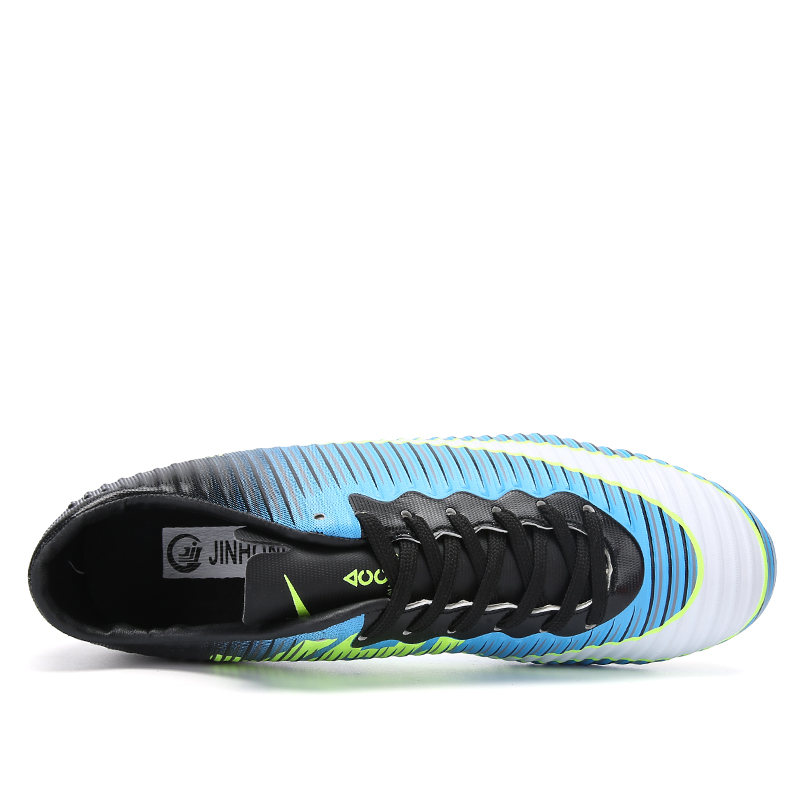 b8fa103c798 Aliexpress.com   Buy Outdoor soccer shoes mens FG soccer cleats superfly  football boots original professional football shoes adults 2017 size 39 45  from ...