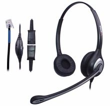 цена на WantekCorded Telephone Noise Canceling Mic + Quick Disconnect for Call Center Telephone Systems with Cisco 7942 Office IP Phones