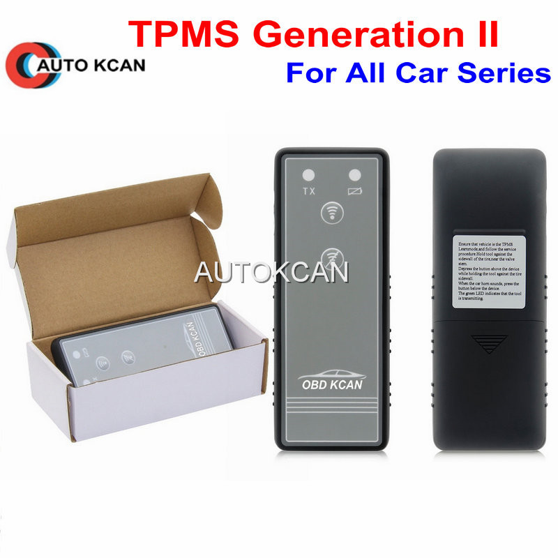 2019 TPMS Generation II New Arrival For All Car Series Auto Tire Pressure Monitor Sensor For