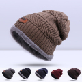 High Quality Fashion Warm Winter Hat For Man Skullies Beanies Knitted Hat Cap Men Beanie Cap Fashion Cap Drop Shipping
