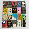 Горяч-продавая пу и пвх обложка для паспорта, Визитная карточка - ID держатели для путешествия, Бесплатная доставка с 22 видов шаблон для выбора