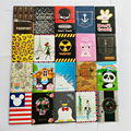 Venda quente PU e PVC capa de passaporte, Cartão de ID para viagem, Frete grátis com 22 tipos de padrão para escolher