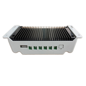 Image 3 - Mando de cargador Solar de 12V, 24V, 30A, 5V, pantalla LCD con amplio rango de temperatura, regulador de Panel Solar, PWM, novedad de 2019