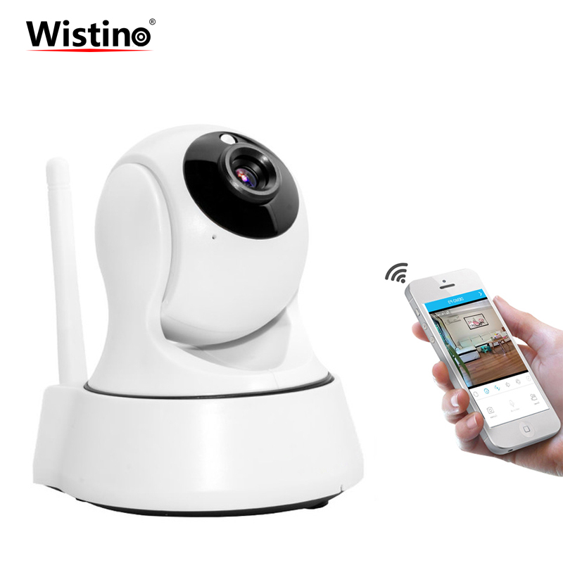 CCTV Wifi IP Camera 720P PTZ P2P Wireless Baby Monitor Network Surveillance Security Camera Smart Home Video Alarm Night Vision jcwhcam 720p ptz wifi ip camera wireless home security cctv surveillance camera p2p ir infrared two way audio baby monitor