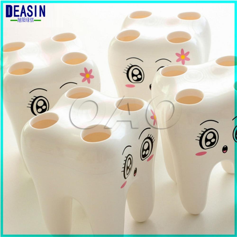 lote 4 dentes Criativas decorações de quatro