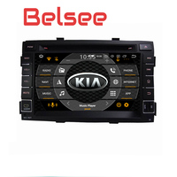 Belsee 2009 2010 2011 2012 KIA Sorento Radio Stereo Audio System Android 8.0 Auto Head Unit GPS Navigation 8 Core 4+32GB GPS DVD