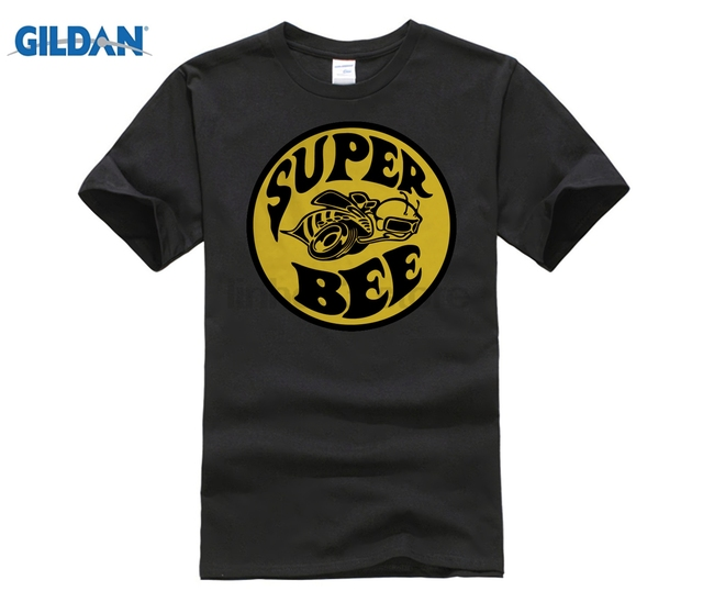 Super Bee Mens American Muscle Car T Shirt Novelty Christmas Gift
