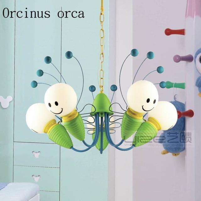 Mediterraneo creativo ape lampadario camera dei bambini for Lampadario camera da letto ragazzi
