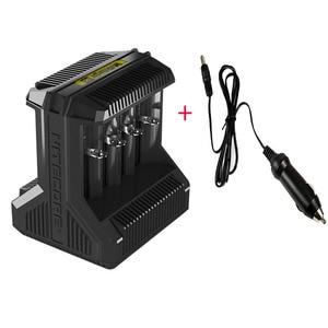 Image 5 - Nitecore I8 Intelligente Lader 8 Slots 4A Uitgang Slimme Batterij Voor IMR18650 16340/10440 Aa Aaa 14500 26650 Auto Lading c2