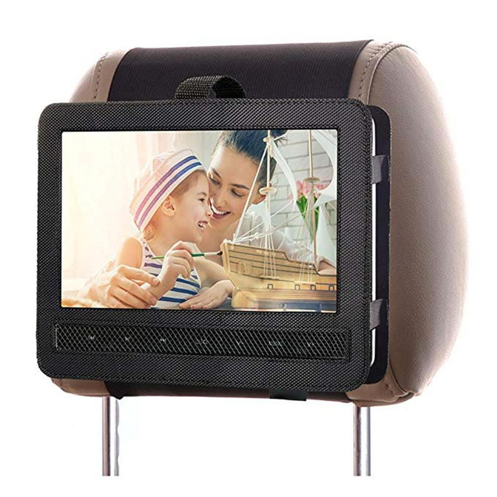 """Car Headrest Mount Holder For DBPOWER 10.5"""" Portable DVD Player With Swivel And Flip Screen For Other 10-10.5"""" Swivel Screen"""