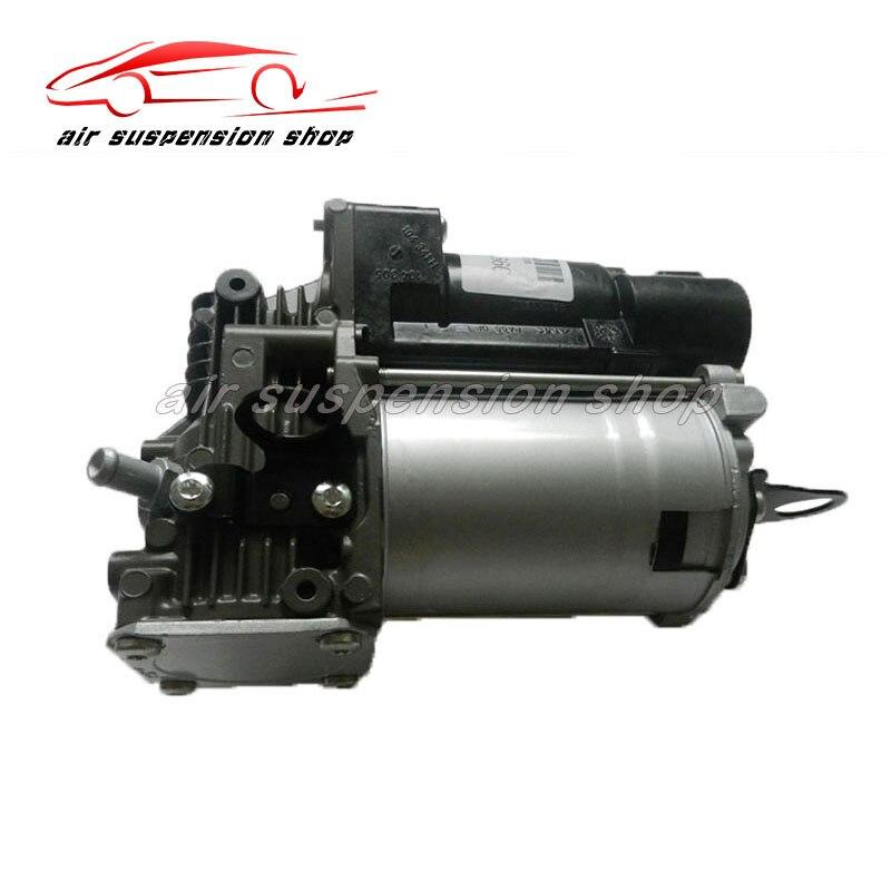 Pompe de compresseur d'air Airmatic pour Mercedes Benz GL ML63 AMG W164 pièces d'auto pneumatiques de Suspension 1643200504 1643201204