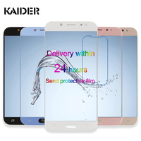 LCD Display For Samsung Galaxy J7 2017 J730 J730F SM J730F Mobile Phone Lcds Touch Screen