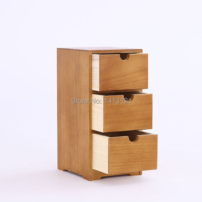 free shipping tool case Storage Drawers Home Storage creative storage tool box Desktop cabinet cosmetic debris jewelry gift free shipping wooden tool box desk storage drawer debris cosmetic storage box bin jewelry case office creative gift home