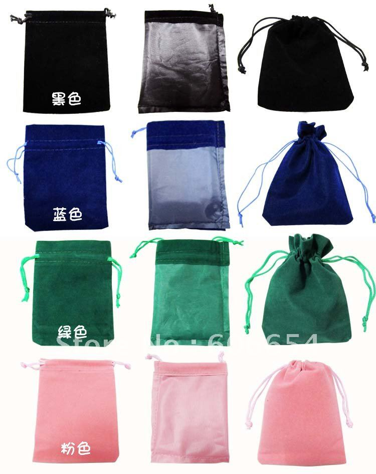 Aliexpress.com : Buy Cheap Velvet Gift drawstring bags small ...