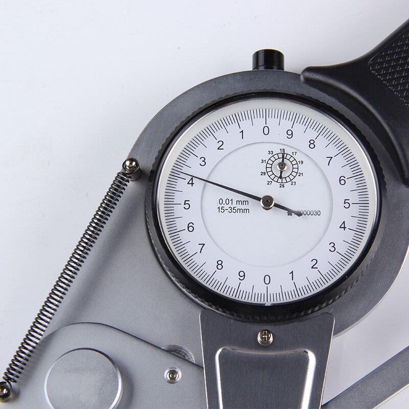 High Quality Inside Caliper Gauges 15-35mm Inside Caliper Gauges Measurement Micrometer Measuring Instrument Metalworking