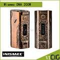 100% Оригинал Wismec Reuleaux DNA200 Ограниченная Версия DNA200W комплект ДНК 200 Вт ДНК 200 0.91 дюймов Экран OLED