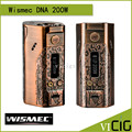 100% original wismec reuleaux dna200 versión limitada dna200w kit de adn 200 w dna 200 pantalla oled de 0.91 pulgadas