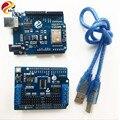 Оригинал DOIT Манипулятора Контроллер Комплект Разработки Доска Совместим с Arduino UNO R3 для Управления 2-ходовой и 16-канальный Серво