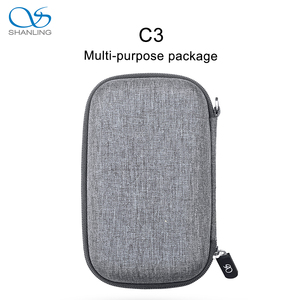 Image 2 - SHANLING C3 Storage Box Anti pressure Multi purpose Package for M0 M11 M6 PRO Portable Players Earphone Bag