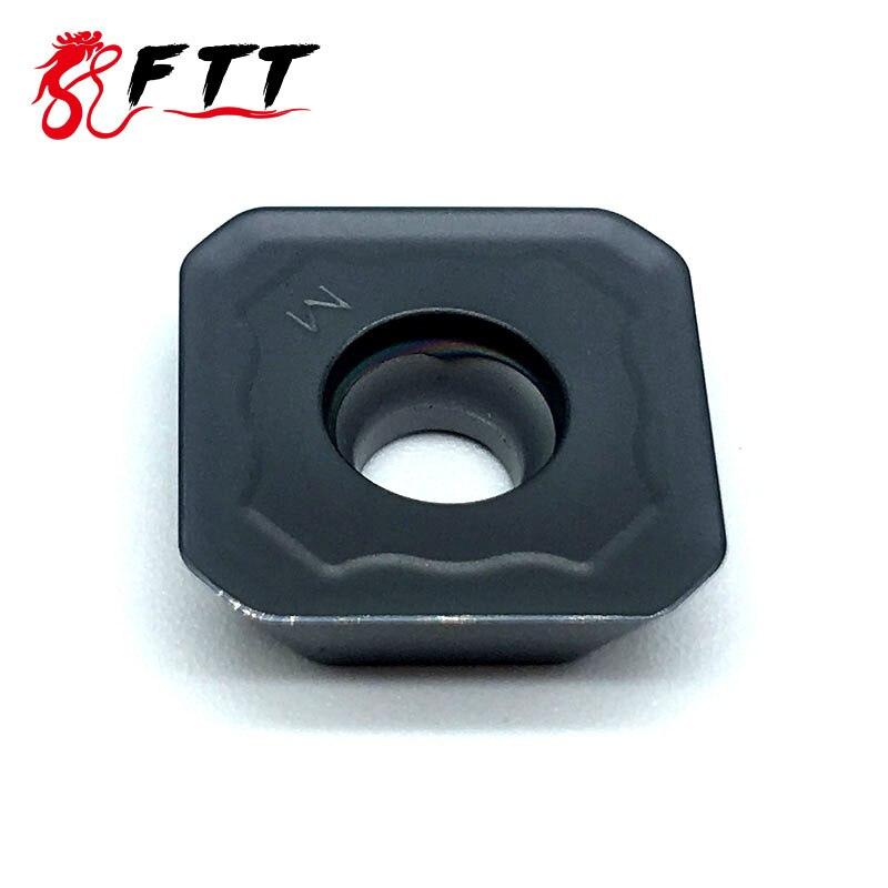 SEET12T3 PM VP15TF High Quality SEET 12T3 Milling Tools Carbide Insert Lathe Cutter CNC Tool