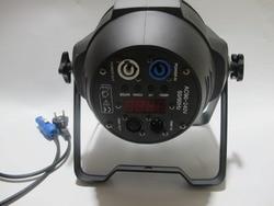 Led lampa Par 54*3 W RGBW aluminium Par puszki 4/8 kanałów DMX DMX512 etap światło do mycia sprzęt DJ 90 v 240 V CE ROHS|Oświetlenie sceniczne|Lampy i oświetlenie -
