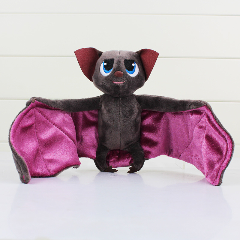 40cm Dracula Frank Dennis Mavis Bat Soft Plush Doll Toys For Kids Children F2