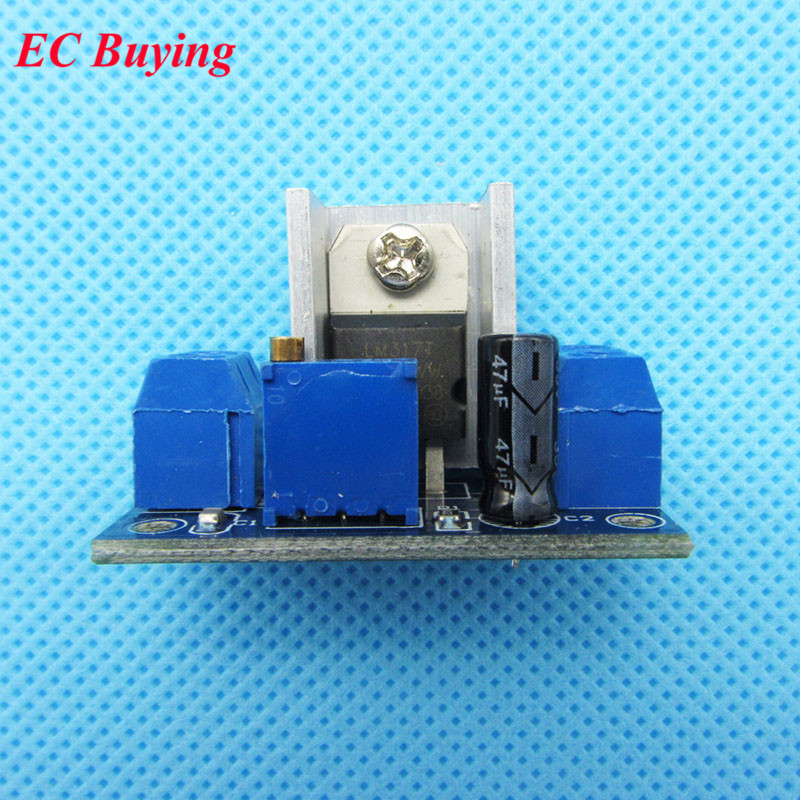 LM317 DC-DC Converter Buck Power Step Down Circuit Board Module Power Supply Module Buck Dc-dc Converter LM 317 Linear Regulator