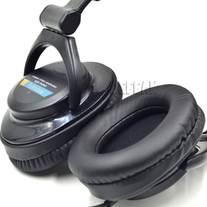 Image 5 - Upgrade leatherette Cushion ear pad pillow cover for Sony MDR 7509HD V600 V900 HD Z600 dj Headphones