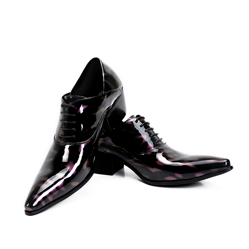 Ch Vestido Festa De Verão Kwok 2 Tenis Oxfords Formais Alto Sapatos Casamento Homens Dos up Italiano Lace 1 Couro Salto Masculino rrCvq1