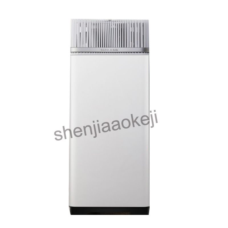 Household Air purifier addition formaldehyde fog haze pm2.5 bedroom living room in addition smoke smell addition to dust 1PC kj210g c42 air purifier in addition to formaldehyde secondhand smoke wifi intelligent control mute ionizer