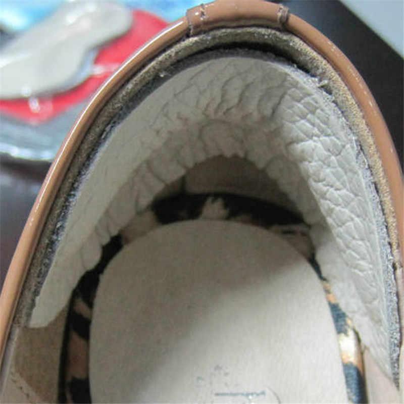 1 para pięty uchwyty zagęszczony anty ścieranie obcas miękka wkładka podkładki pod pięty wkładki do butów pezoneras adhesivas gorąca sprzedaż