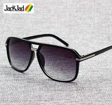 Jackjad 2020 moda masculina legal estilo quadrado gradiente óculos de sol condução da marca do vintage design barato óculos de sol 1155