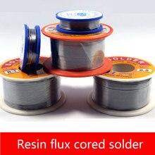 0.8 milímetros de fio de solda Rosin núcleo de solda de solda ferro de solda com chumbo/chumbo-free 0.5mm livre de máquina de lavar roupa