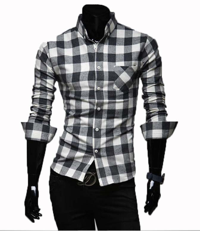 Online Get Cheap Green Checkered Shirts -Aliexpress.com | Alibaba ...