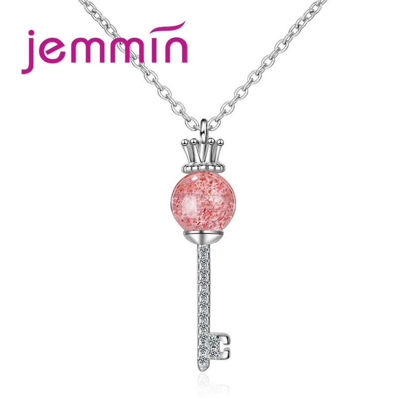 JEMMIN New Arrival Exquisite 925 Sterling Silver Necklace