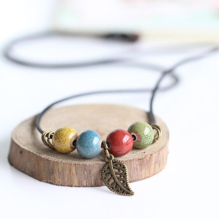 10mm Perlen Neue Heiße Mode Frauen Halsketten Anhänger Großhandel Für Frauen Damen Geschenk Halskette Retro Zubehör Schmuck #1452