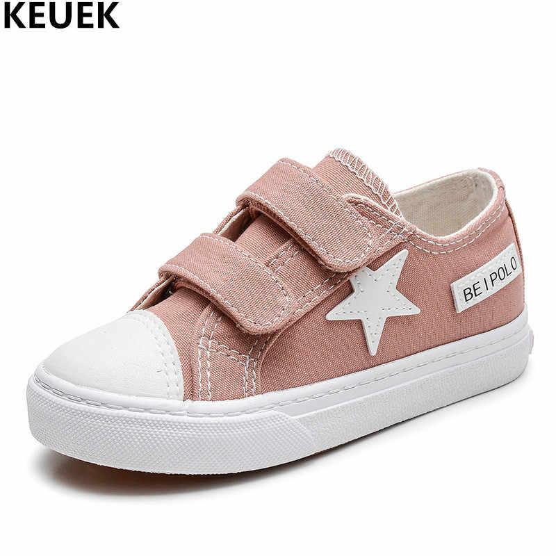 Новинка весны Осень Дети Обувь для мальчиков холст Спортивная обувь Обувь  для девочек дышащие Повседневное 3e8336c69d96e