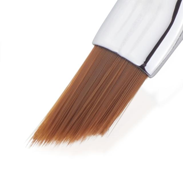Jessup Eyeliner brush Make up Soft Fiber Wing Beauty tool Cosmetic Angled Liner 206 2