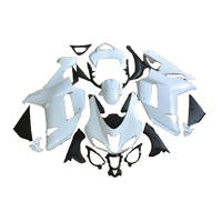 Unpainted ABS Injection Mold Bodywork Fairing Kit For Kawasaki ZX6R 2007 2008
