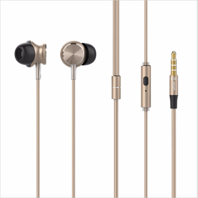 UiiSii GT500 High Quality Earphones Subwoofer Super Bass DJ Sport Headset with MIC 1