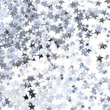 цены METABLE 60 Grams/ 2.1 Ounce Silver Star Confetti Glitter Star Table Confetti for Wedding Birthday Party Decoration,