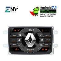 8 HD Android Car GPS Stereo For Renault Duster Dacia Sandero Logan Dokker Captur Auto Radio FM RDS WiFi GPS Navigation No DVD