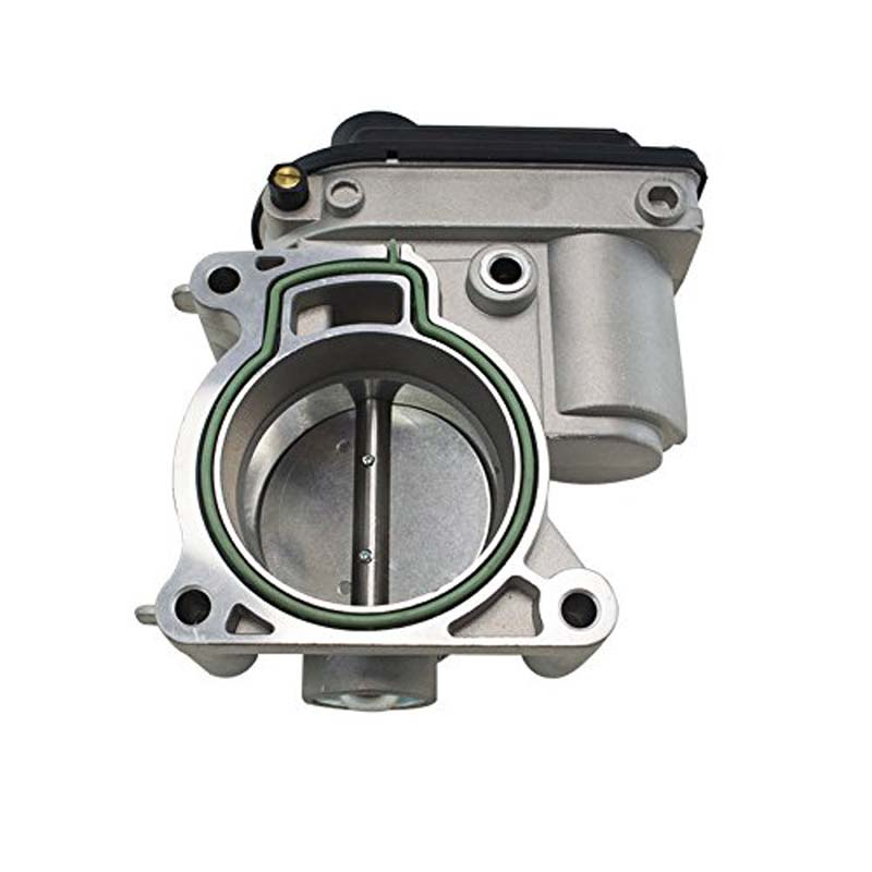 1556736 New Electronic Throttle Body VP4M5U9E927DC 4M5GFA 4M5GED 4M5G9F991FA fits to Ford Mondeo WLR6701 fiesta st 150 цена