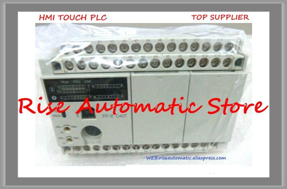 цена на New Original Programmable Logic Controller FP0-TC4 AFP0420 PLC FP0 Thermocouple Unit